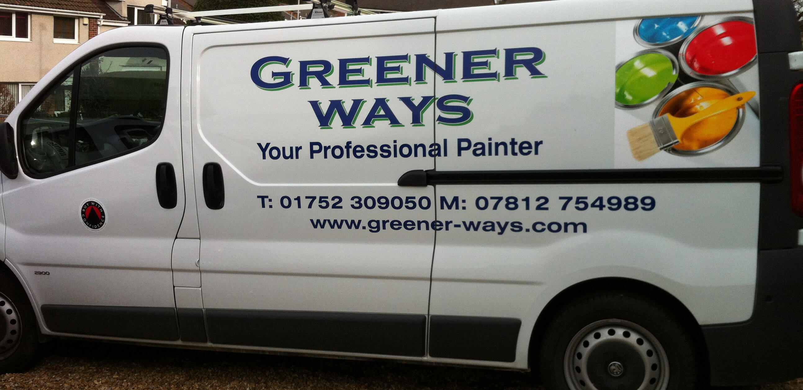 About Greener-Ways, Plymouth