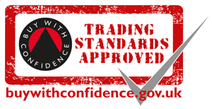 Greener-Ways are Buy WIth Confidence Approved traders. Buy With Confidence logo