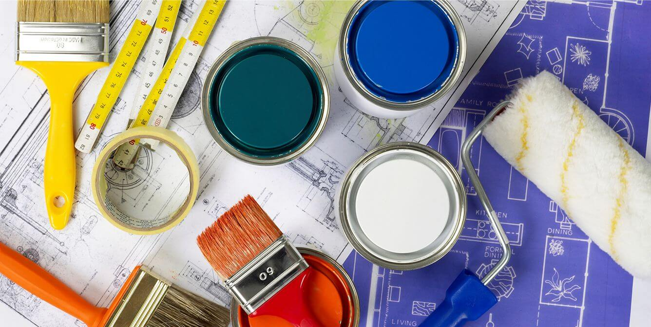 Painting services Plymouth | Greener-Ways